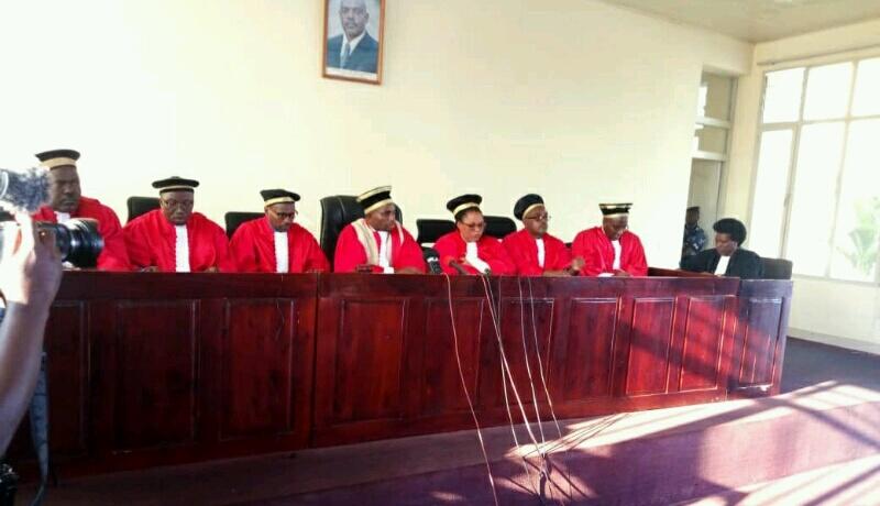 Agathon Rwasa débouté de sa plainte par la Cour Constitutionnelle