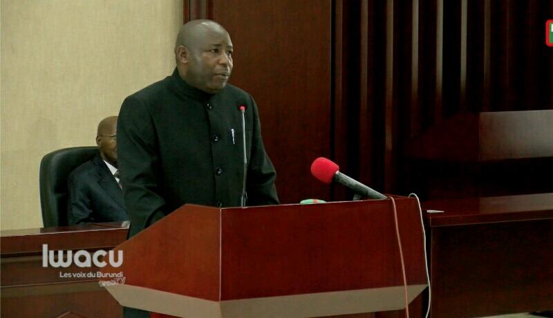 Plus de partis d'opposition au Burundi ?