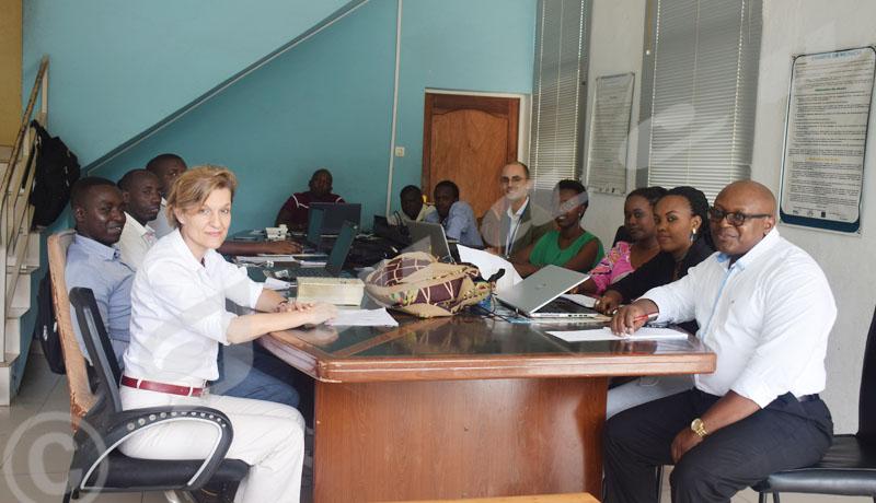 Caecilia Wijgers: «La libération des 4 journalistes d'Iwacu est sur l'agenda de dialogue avec Gitega»