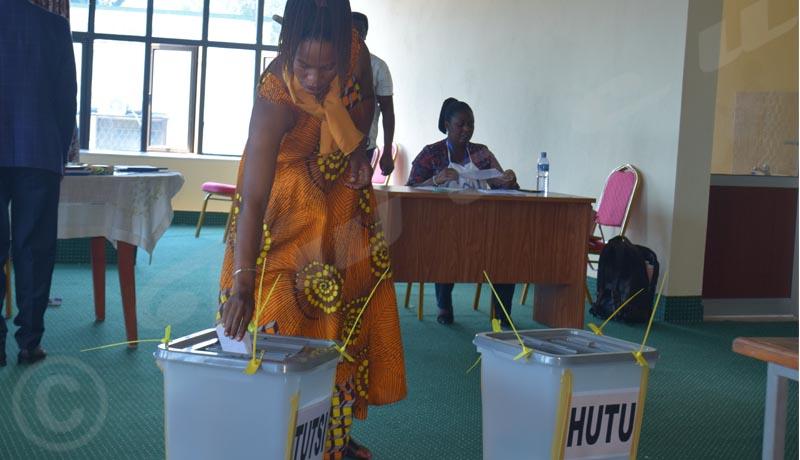 Sénatoriales : victoire  sans surprise  du CNDD-FDD