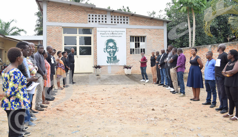 Burundi/Médias : « Jean Bigirimana, toujours dans nos cœurs »