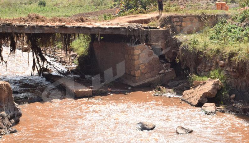 Karusi : deux communes coupées du monde