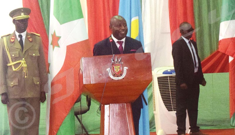 Le Burundi plaide pour son retrait immédiat de l'agenda du Conseil de Sécurité