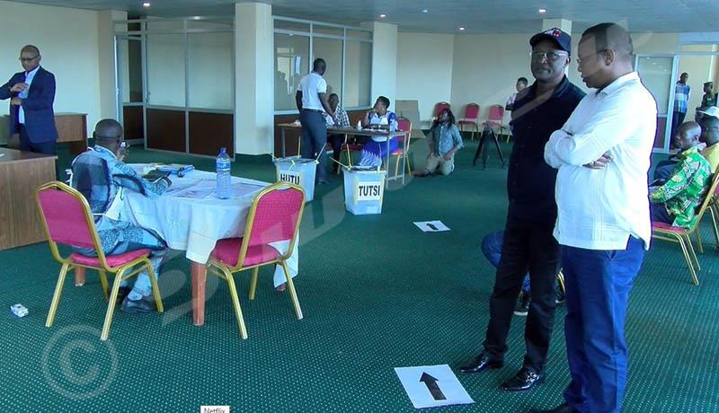 Elections 2020 : le Cndd-Fdd remporte les sénatoriales à Bujumbura