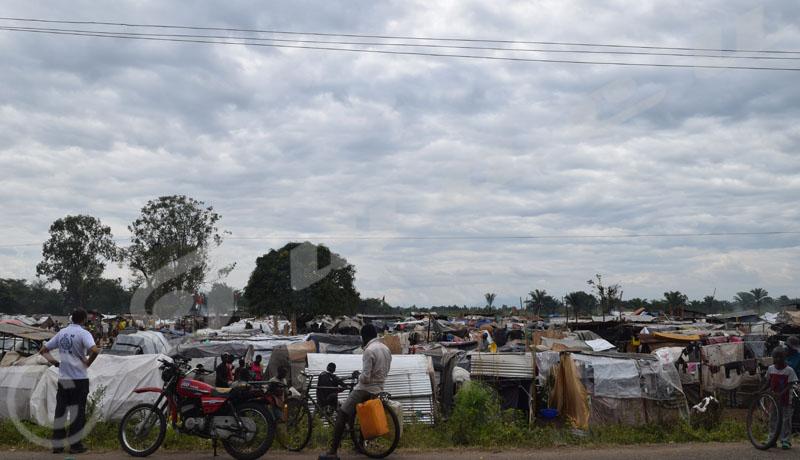 Mutimbuzi : les déplacés des inondations désemparés
