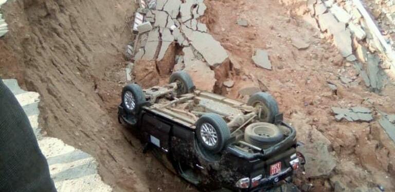 La route Kamesa-Ijenda (RN7) fait des victimes