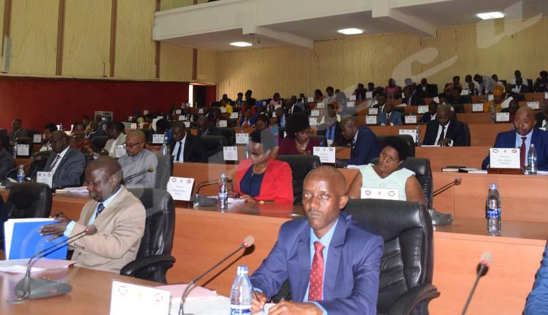 Burundi 2020 : Premier pas  à Kigobe pour les nouveaux élus