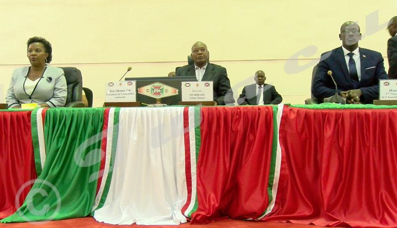 Election du bureau de l'Assemblée nationale : la 2e force politique du pays écartée