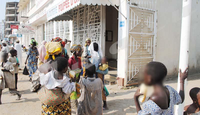 SOS pour les  mendiants « du second âge »