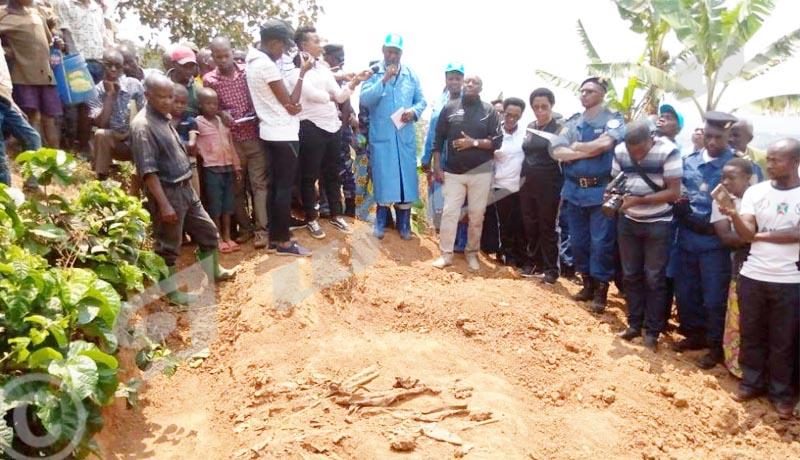 Bururi : plus de 60 charniers découverts