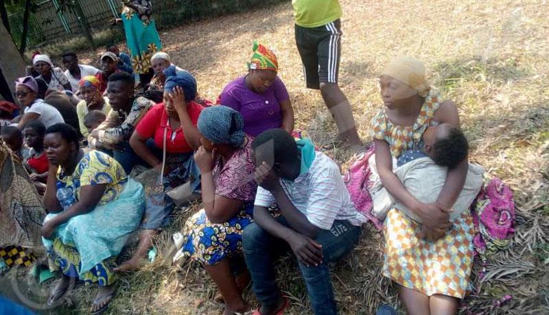 Les sinistrés de «  Kuwinterekwa » appellent à la rescousse