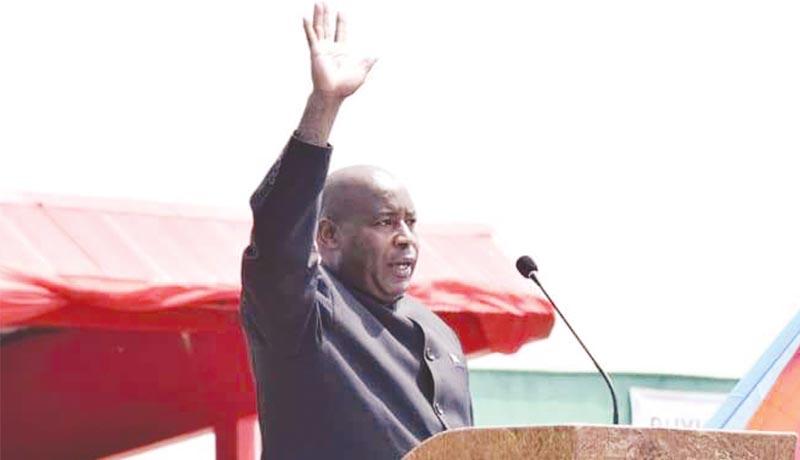 Les 100 premiers jours du président Evariste Ndayishimiye : Un bilan mitigé
