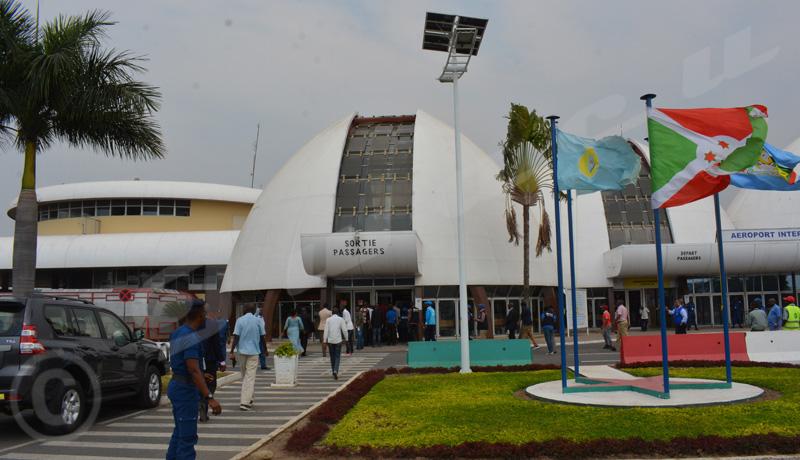 Transport aérien: reprise des vols commerciaux à l'aéroport international Melchior Ndadaye