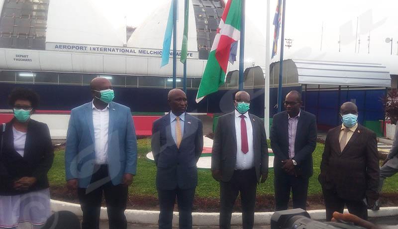 Burundi/Covid-19 : «L'aéroport international Melchior Ndadaye peut réouvrir à tout moment »