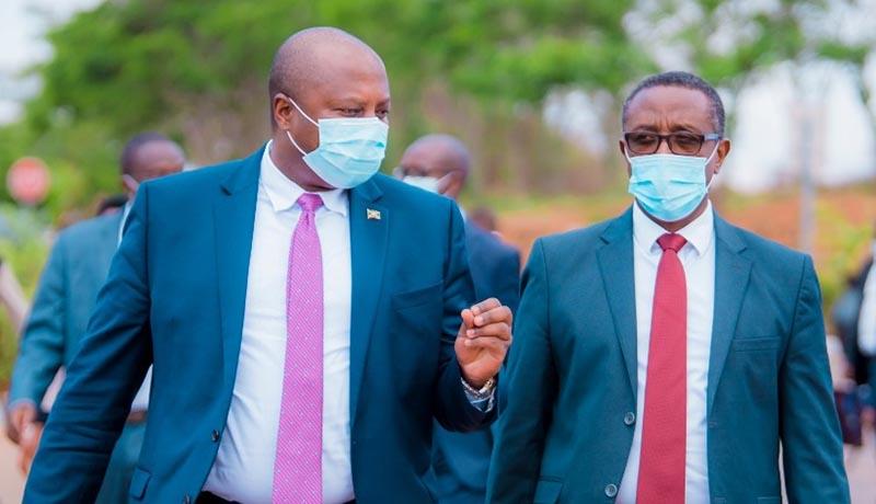 Rencontre Burundi-Rwanda : vers un réchauffement?