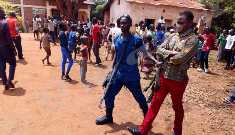 Cibitoke : deux églises fermées, des conflits en pleine culte font des blessés