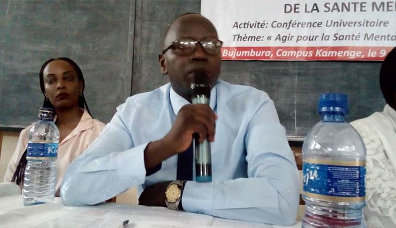 Santé mentale : Trois psychiatres pour tout le Burundi !