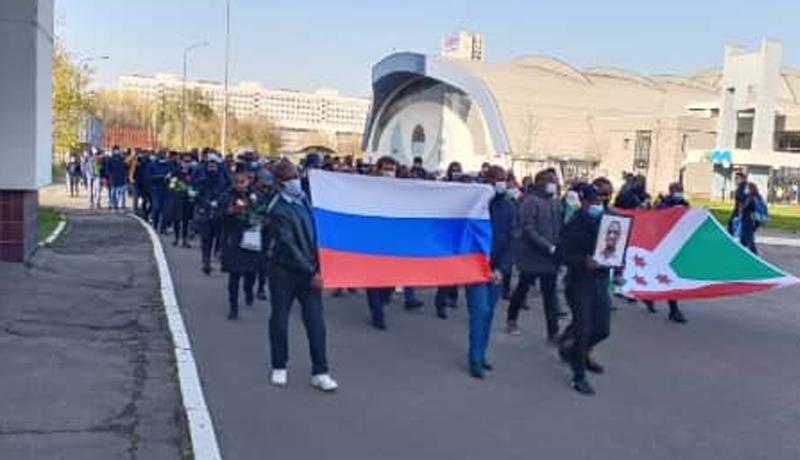 Assassinat d'un étudiant burundais à Moscou : «  Il n'a pas été tué parce qu'il est Burundais »