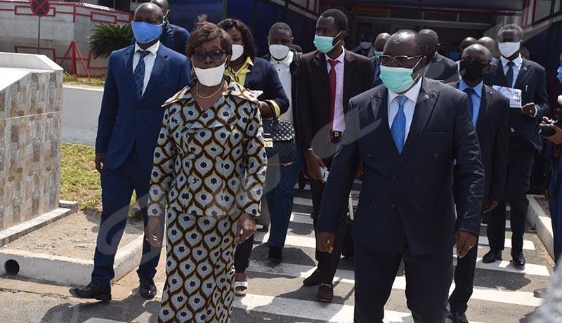 La cheffe de la diplomatie congolaise en visite au Burundi
