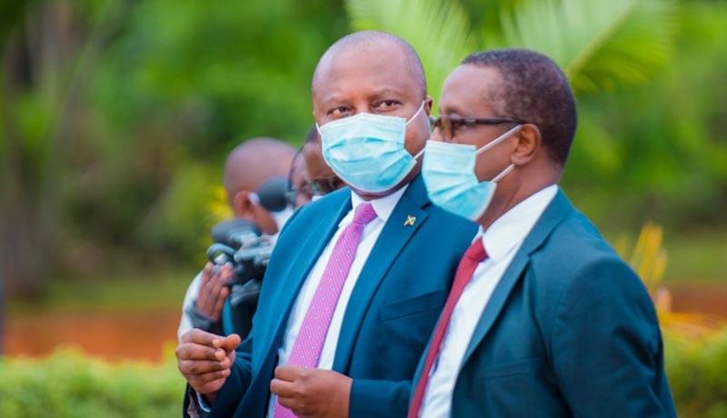 Rwanda/Burundi : les deux chefs de la diplomatie se rencontrent