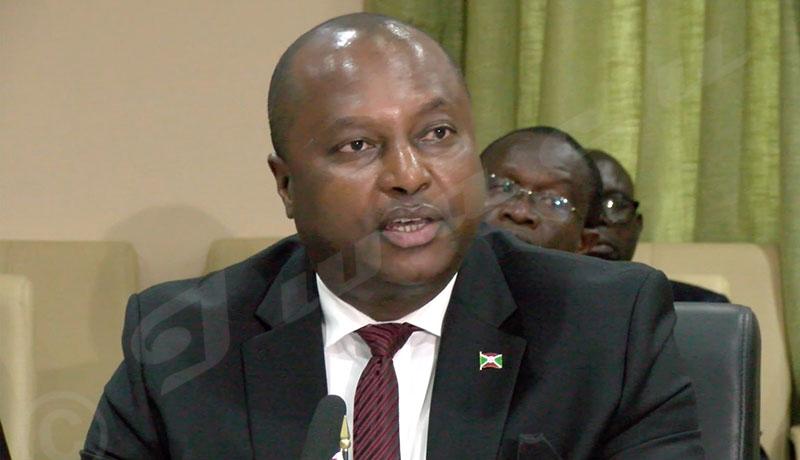 Albert Shingiro : « Le Burundi pourrait recourir au principe de la réciprocité »