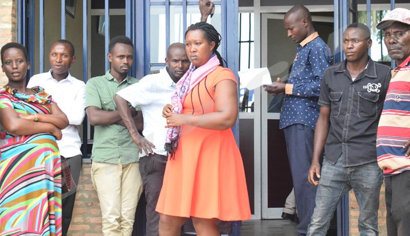 Un licenciement qui ne passe pas à Bujumbura city market