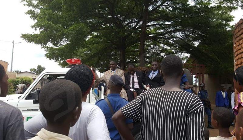 Des responsables  de l'Eglise Adventiste  arrêtés