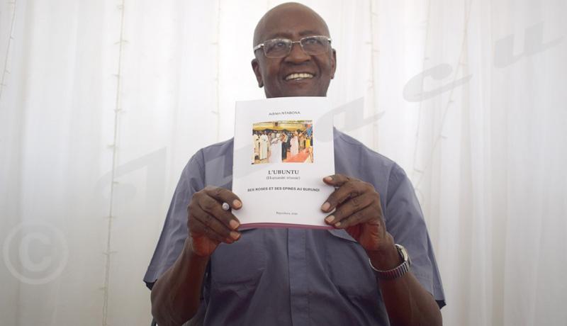 Abbé Adrien Ntabona, une plume pour les valeurs de « l'Humanité réussie»