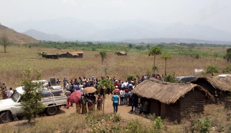 Cibitoke : 327 familles expropriées par la CNTB