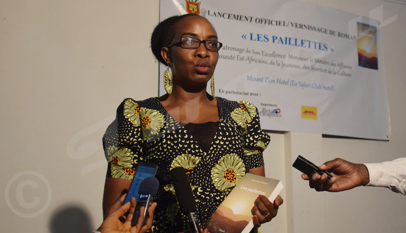 Burundi/Littérature : les paillettes, un nouveau-né