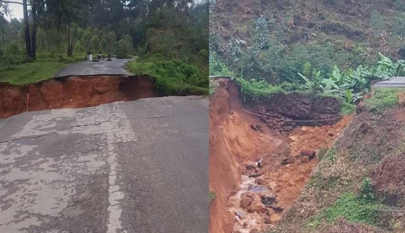 Muramvya : la RN2 coupée aux environs de Bugarama