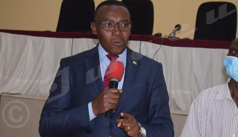 Aéroport Melchior Ndadaye : 16 cas testés positifs  à la covid-19 après sa réouverture
