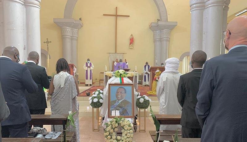 Funérailles de Pierre BUYOYA