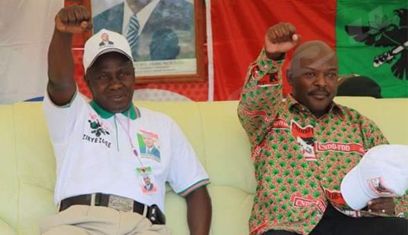 Au Coin du feu avec Jérémie Ngendakumana