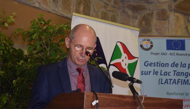 Burundi/UE : Vers une normalisation « graduelle et complète » des relations