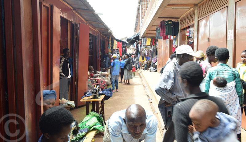 Gitega : Ils pointent une mauvaise distribution des stands