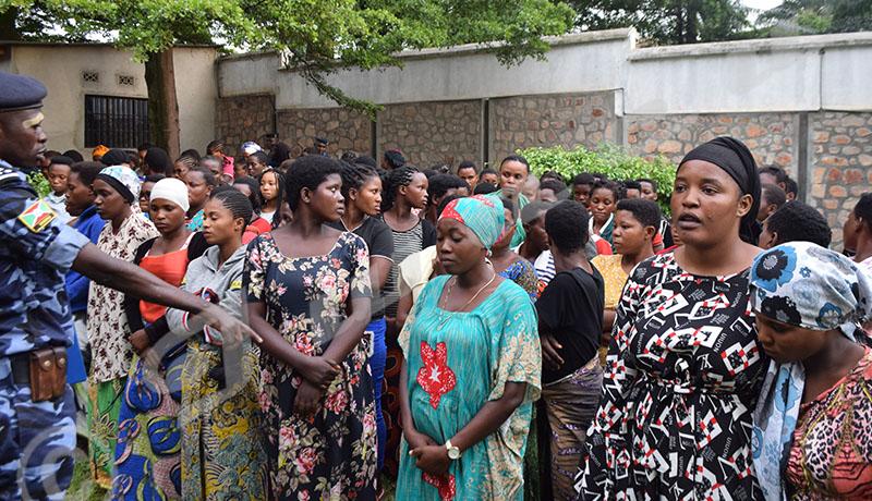 Trafic d'êtres humains : 101 femmes trouvées dans une maison près de l'aéroport de Bujumbura