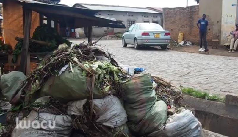 Bujumbura/Salubrité : Quand Bwiza, la belle devient Bwiza la poubelle