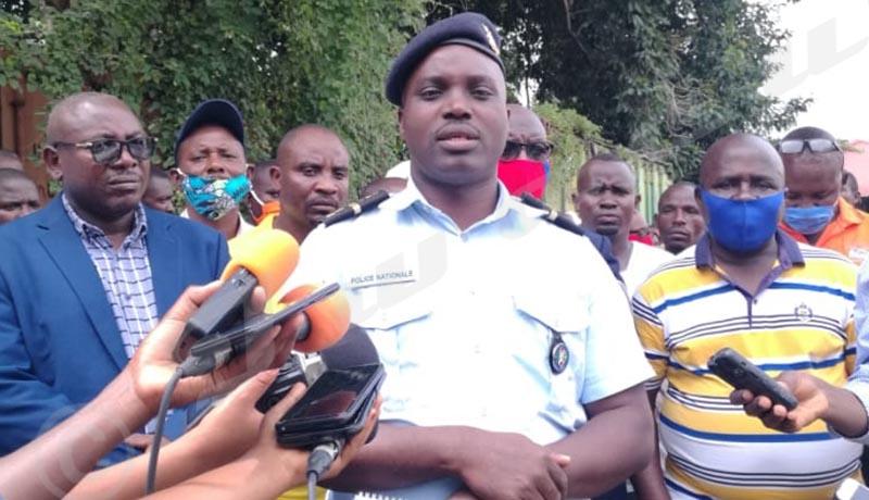 Burundi/Covid-19 : « Le port du masque, obligatoire dans le transport en commun»