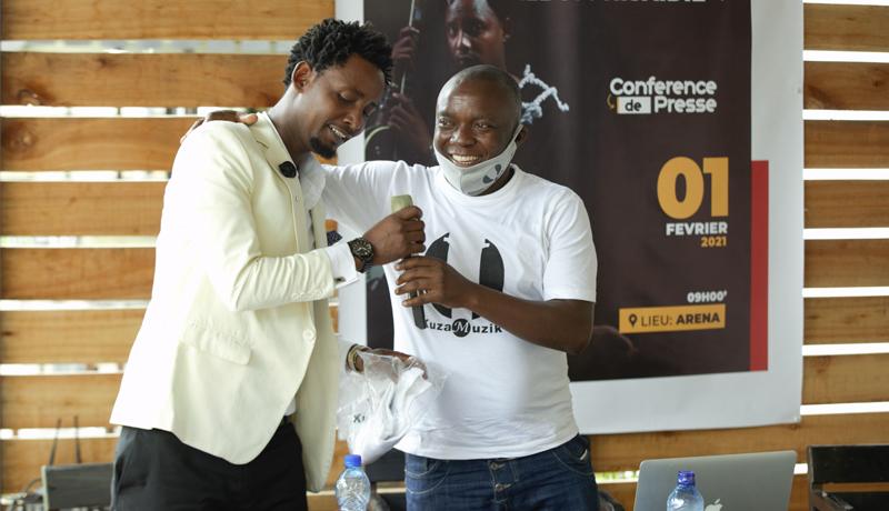 Kuza Muzik : le label qui veut promouvoir les jeunes orphelins talentueux