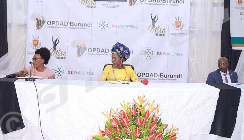 Dans deux mois,  élection de Miss Burundi !