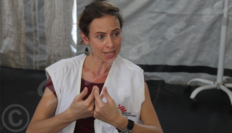 MSF : Fin des activités à l'Arche de Kigobe