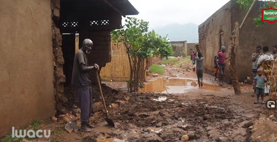 Inondations: plus de 60 maisons démolies à Ruziba