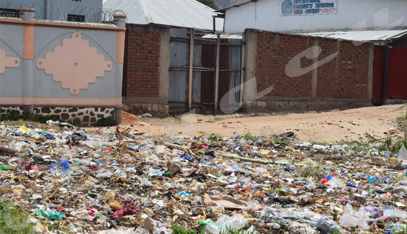Quartier Nyabagere : quand les dépotoirs s'installent