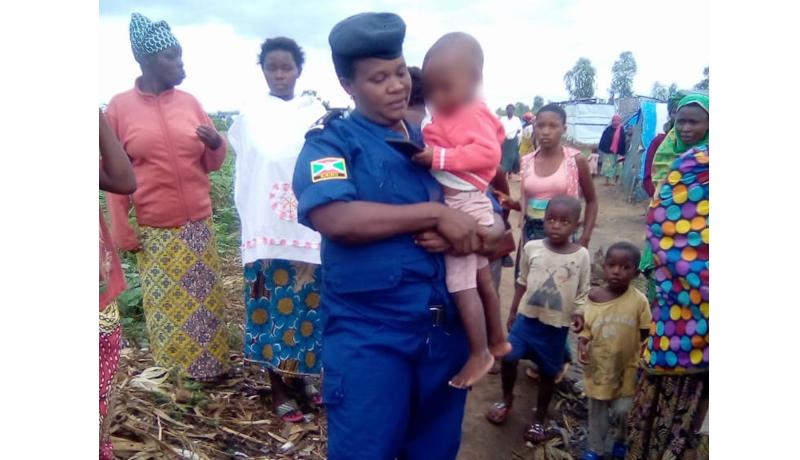Cécile Ntakirutimana, la samaritaine des enfants maltraités