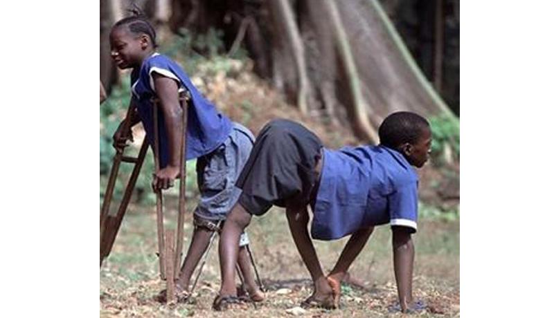 La poliomyélite de nouveau à la porte du Burundi