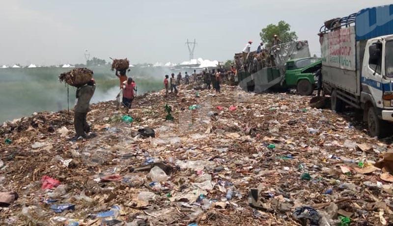 Délocalisation du dépotoir de Buterere, des mésententes entre les habitants environnants