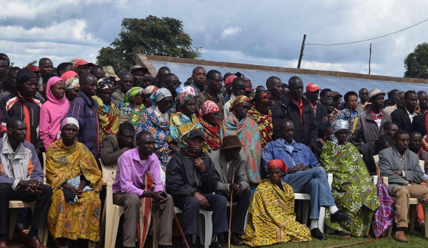 Bazombanza: «Le chef de l'Etat nous enjoint d'être solidaires pour éviter d'autres tueries»