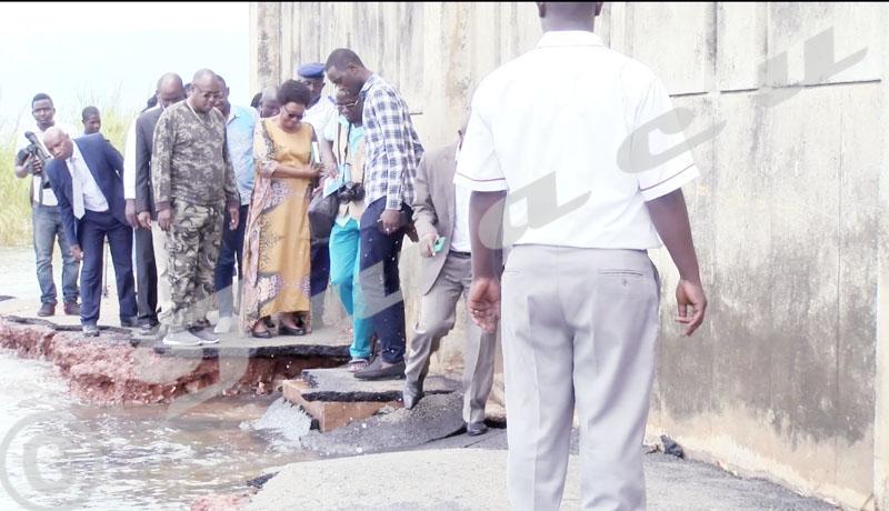 Port de Bujumbura : plus de deux milliards BIF pour les  travaux d'urgence