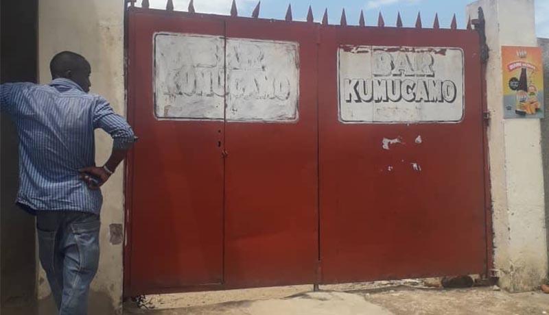 Sécurité : un serveur de 24 ans tué à Kinanira II par un officier de l'armée
